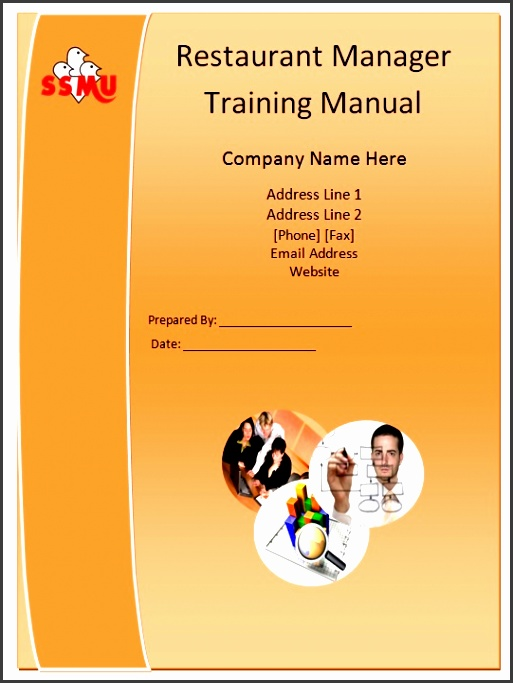 7 training guide instruction template