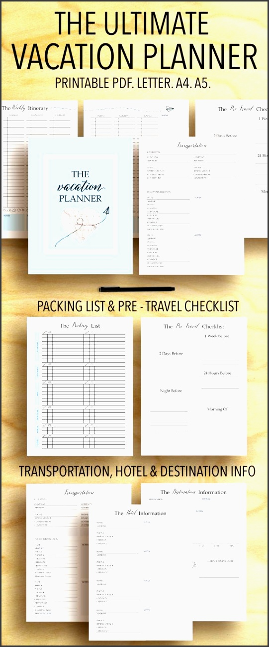 11 vacation cost planner for free