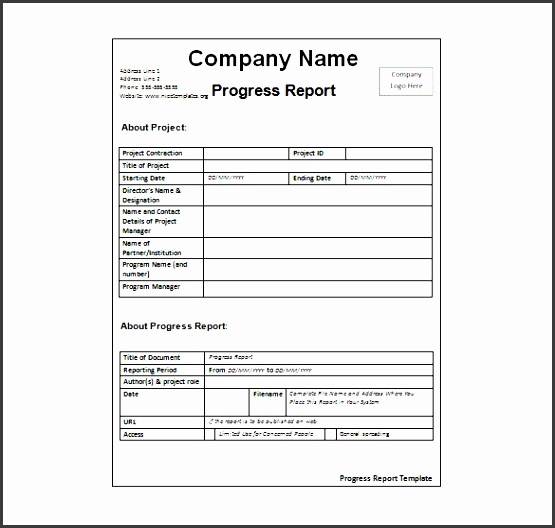Weekly Report Example] 17 Weekly Report Template Free Sample Example ...