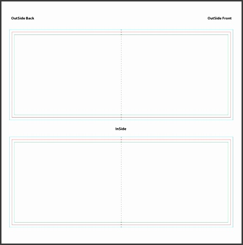 4—6 Card Note Card Templates 425—55 4—6 And 5—7