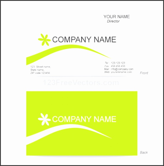 Business Card Template Ai Business Card Template Illustrator Vector Graphic 365psd
