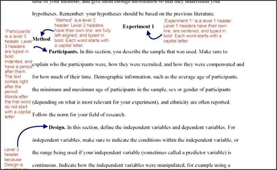 Mar 10 Teaching APA Style An APA Template Paper
