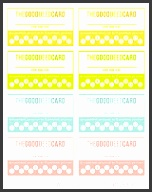 I found these punch cards to reward good behavior I thought you might like them You can find them on this Website What a great idea to promote positive