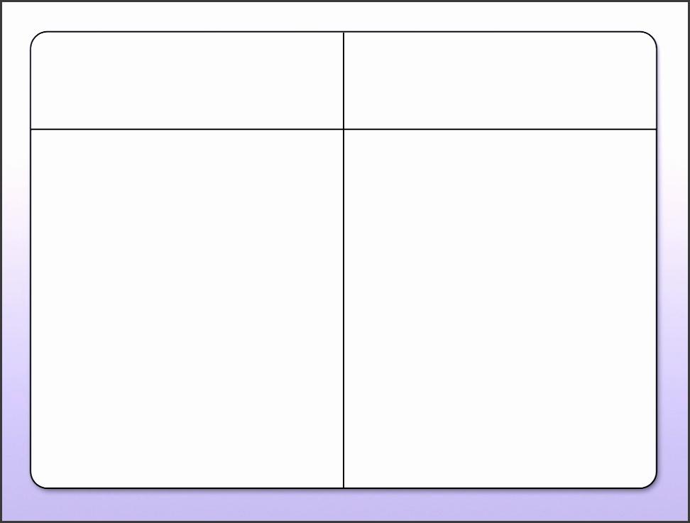 Blank bar chart template