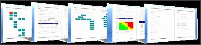 Business Continuity Plan Template Screenshots