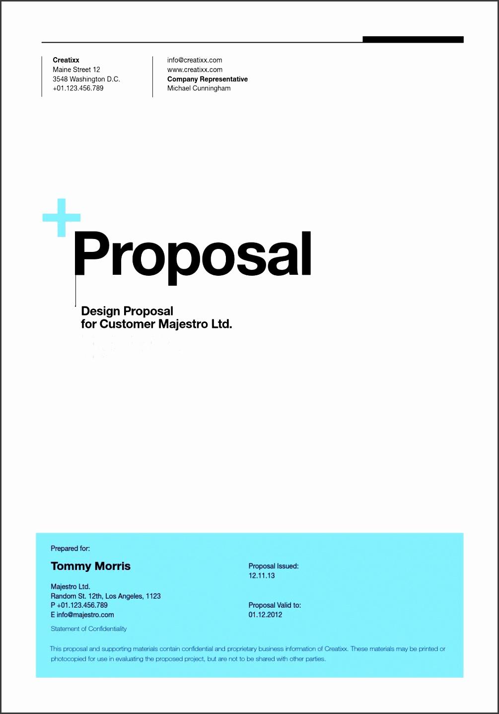 Free Sample Business Proposal Letter 01 Sample Sponsorship Page 1 Free Sample Business Proposal Letter 01 Proposal Letter Sample Doc Nbvfn