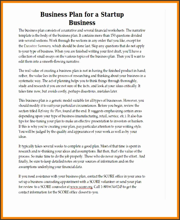 8 business proposal template word