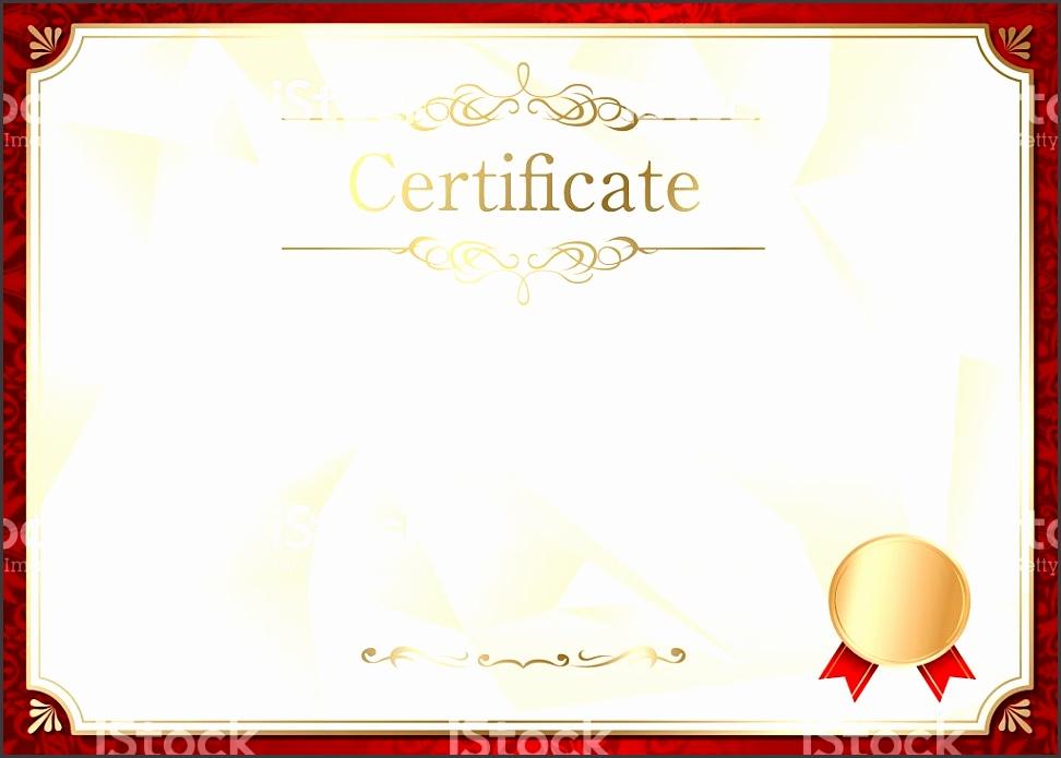 retro frame certificate template Vector royalty free retro frame certificate template vector stock vector art