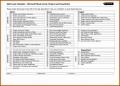 6  Checklist Template Word Mac