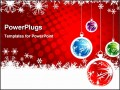 10  Christmas ornament Powerpoint Templates