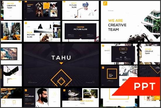 TAHU PowerPoint Template Presentations