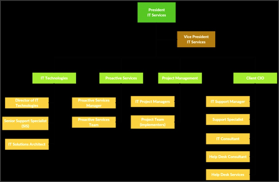 Organizational Chart Templates For Any Organization Corporate Structure Chart