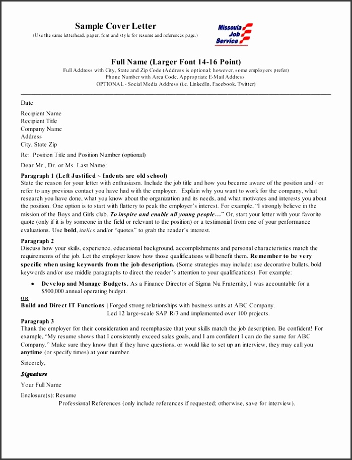 free cover letter template and sample letters pinterest resume job