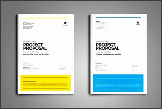 Creative Project Proposal Template 28 Free Proposal Templates Microsoft Word Format Download Free
