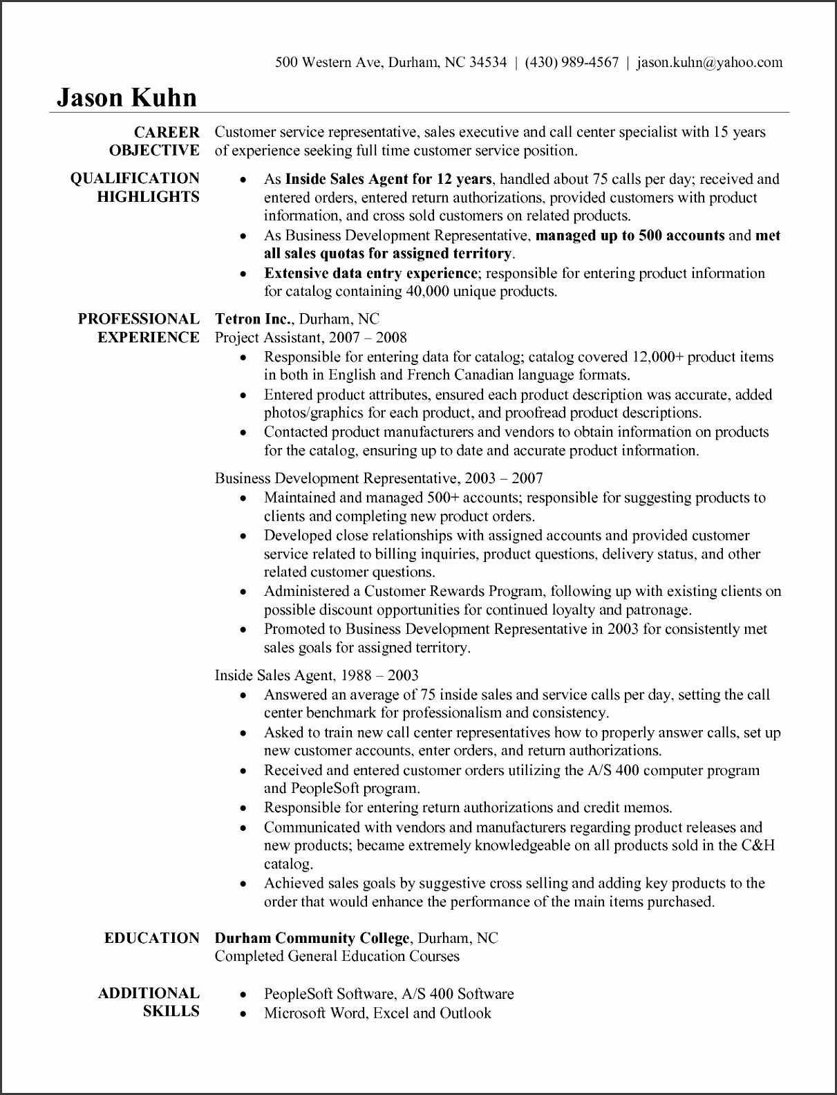 Great Objective for Customer Service Resume Unique Customer Service Resume Template Sales Resume Retail Manager