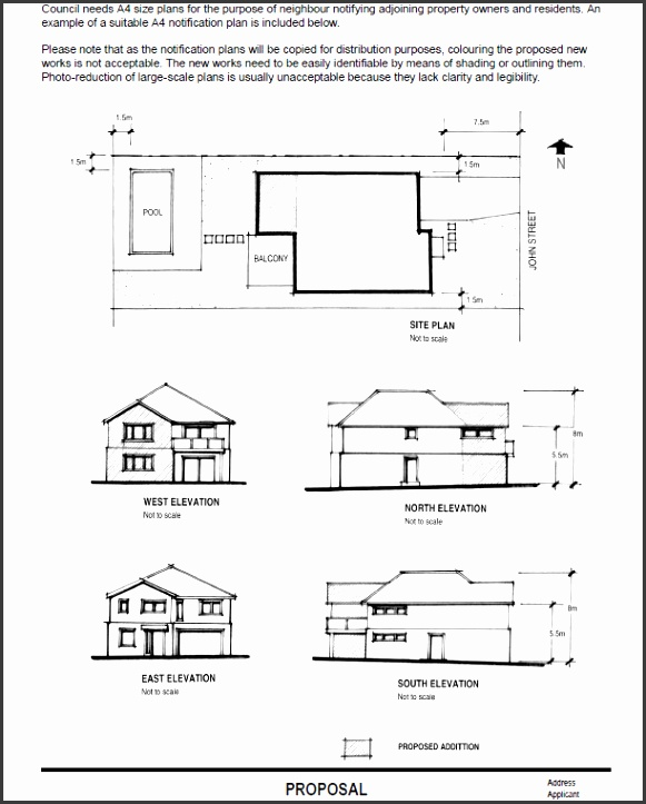 7 demolition plan template