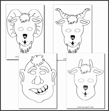 5 Dinosaur Mask Template Printable   SampleTemplatess   SampleTemplatess