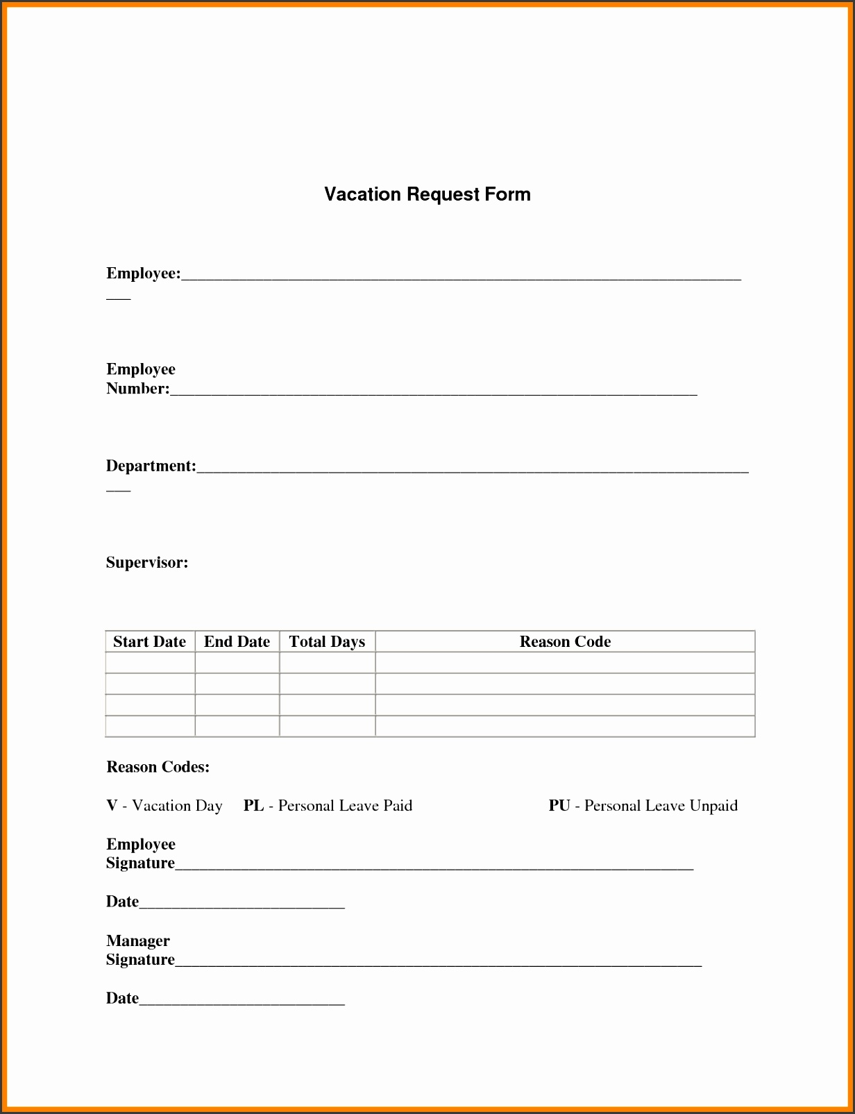 Request For Leave Form Template able invitation templates vehicle contract template