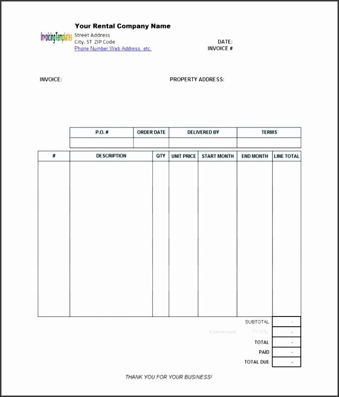 8 editable invoice template - sampletemplatess