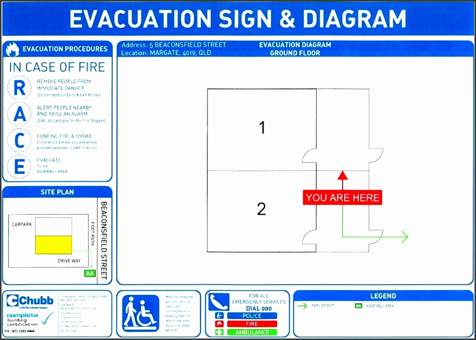Home Fire Evacuation Plan Template Fresh Fire and Emergency Evacuation Homes and Housing