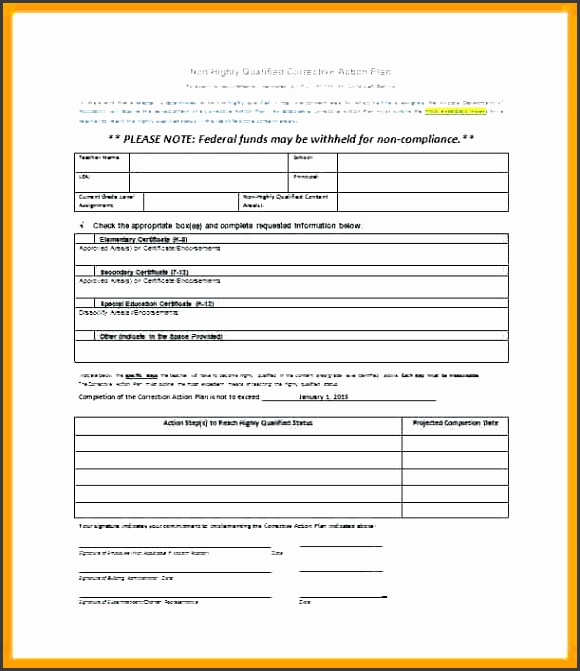 employee action plan 5 employee corrective action plan template sample action plan for employee performance improvement