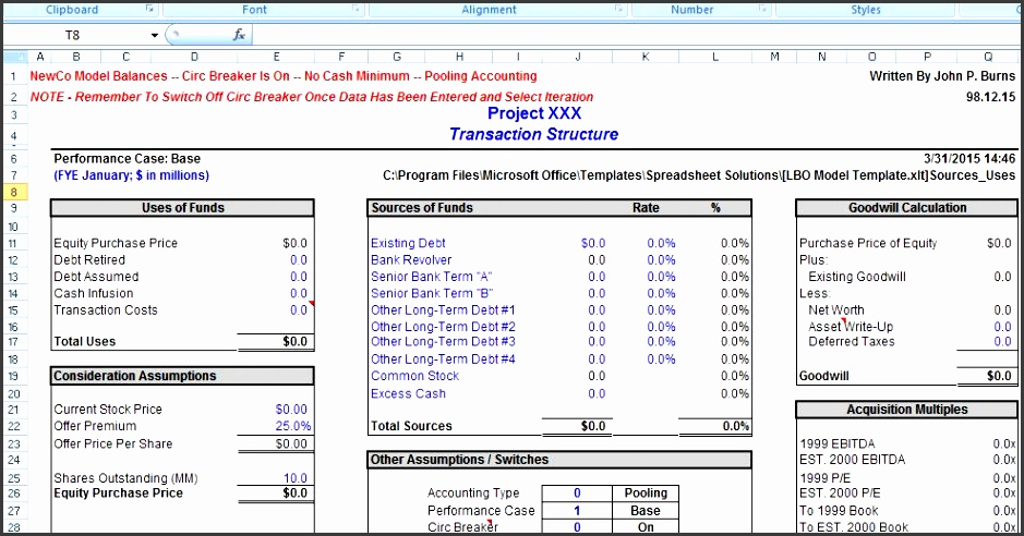 9 financial plan template excel sampletemplatess sampletemplatess. Black Bedroom Furniture Sets. Home Design Ideas