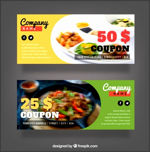 Food Voucher Template  Sampletemplatess  Sampletemplatess
