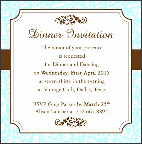 Formal Party Invitation Wording Original Formal Dinner Party Invitation Wording As Luxury Article