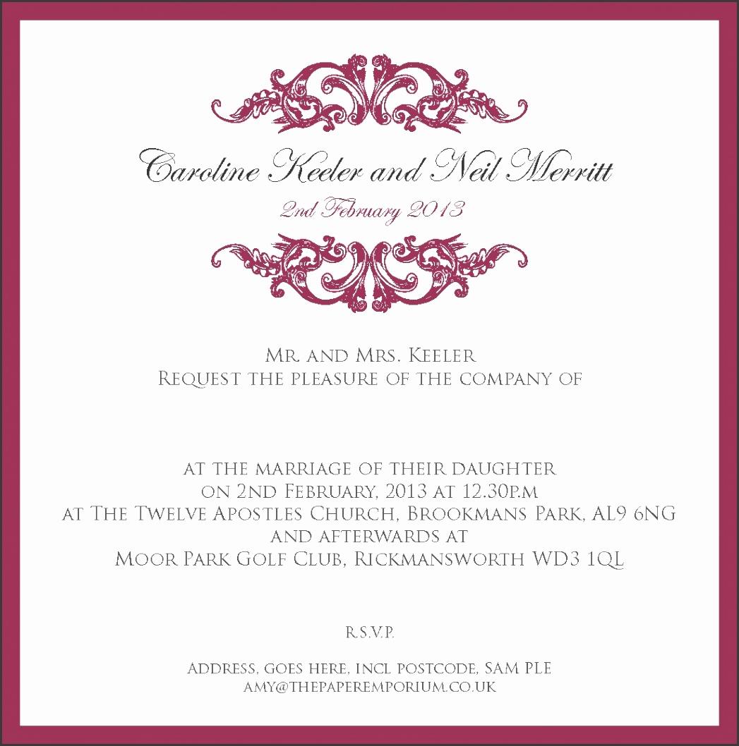 5 formal dinner invitation wording examples