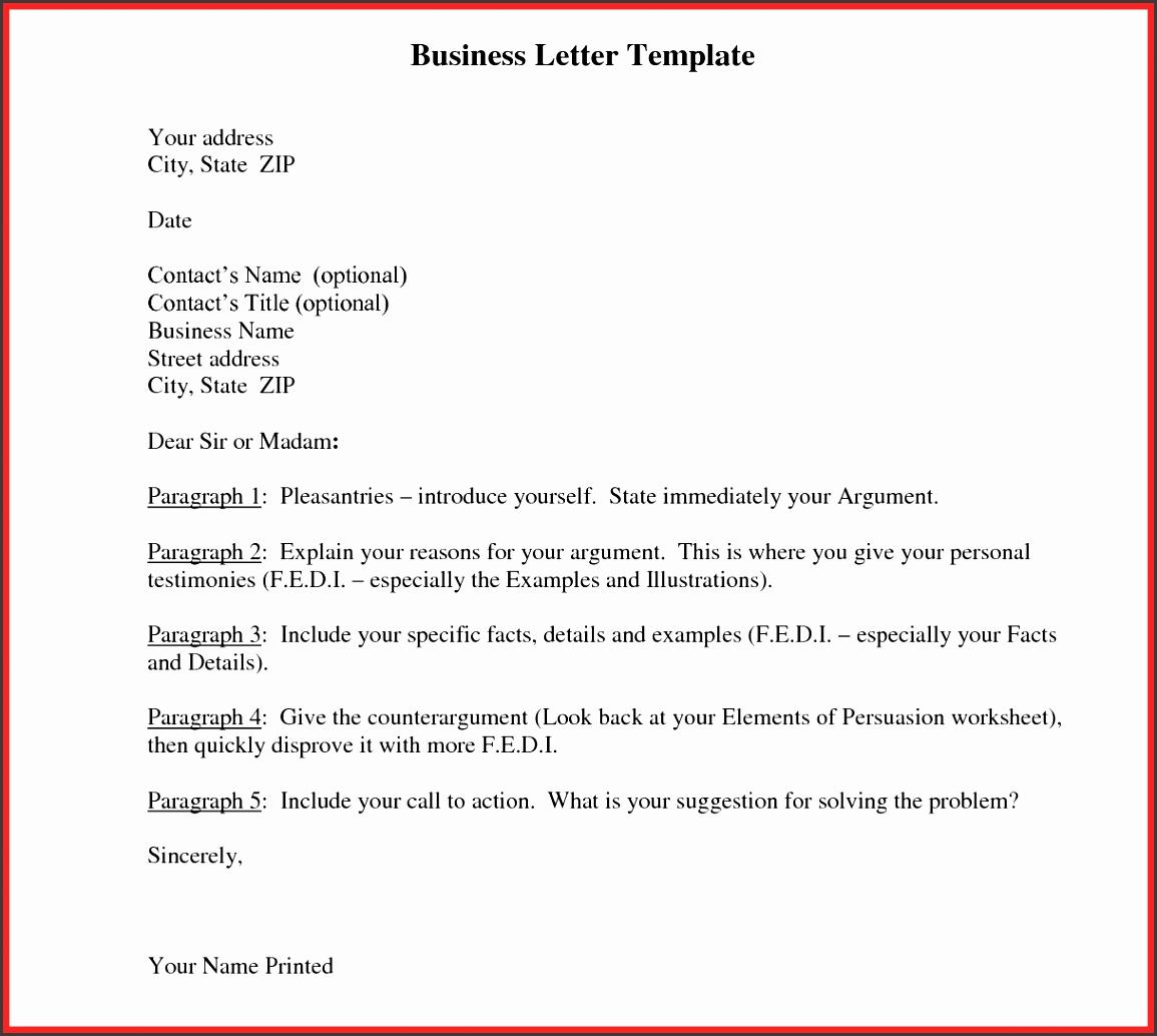 formal letter template word business letter template formal letter template