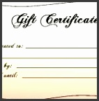 Free Gift Certificates Templates Download Blank Gift Certificate Template Free Download 30 Printable Gift Templates