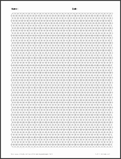 Download Free Graph Paper Template Printable ...