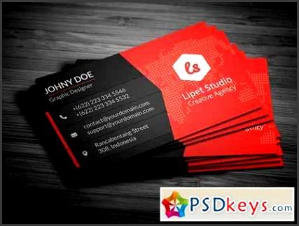 Rise Modern Business Card Template