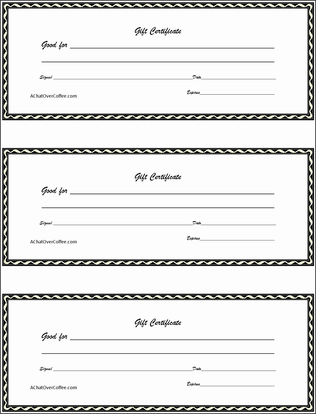 8 free printable gift vouchers sletemplatess sletemplatess