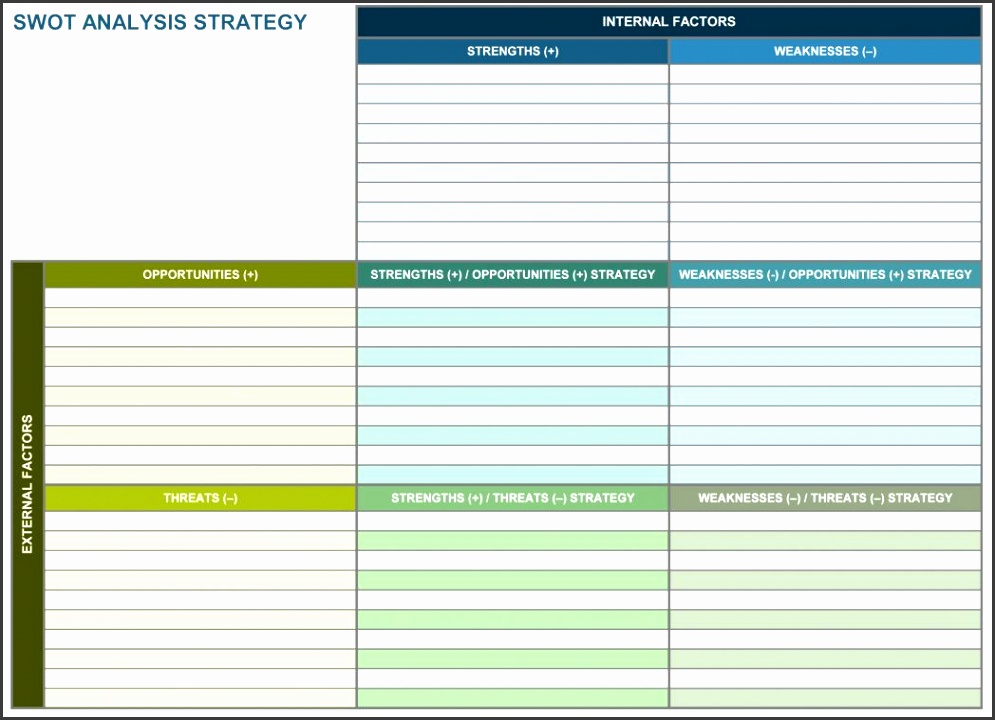 9 Free Strategic Planning Templates Smartsheet Microsoft fice Business Plan Template Uk Swot Analysis Str Business