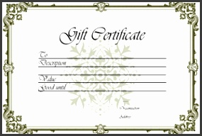 t certificate template picture frame border