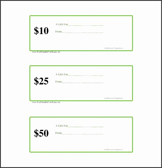 Massage Gift Certificate Word Template Free Download
