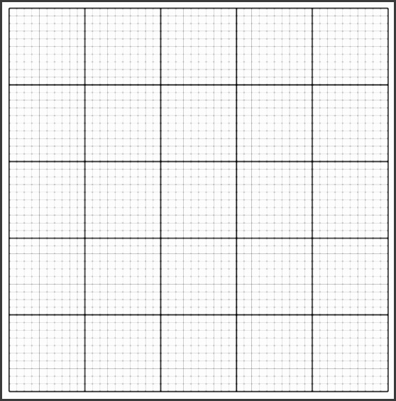 Graph paper printable Printable graph paper pdf