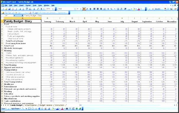 house hold budget spreadsheet template 111 resize638399