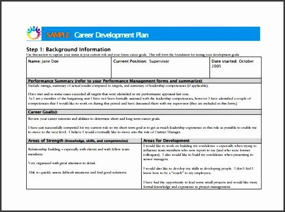 Employee Development Plan Template Employee Development Plan Template Career Shot Pleasurable Develop