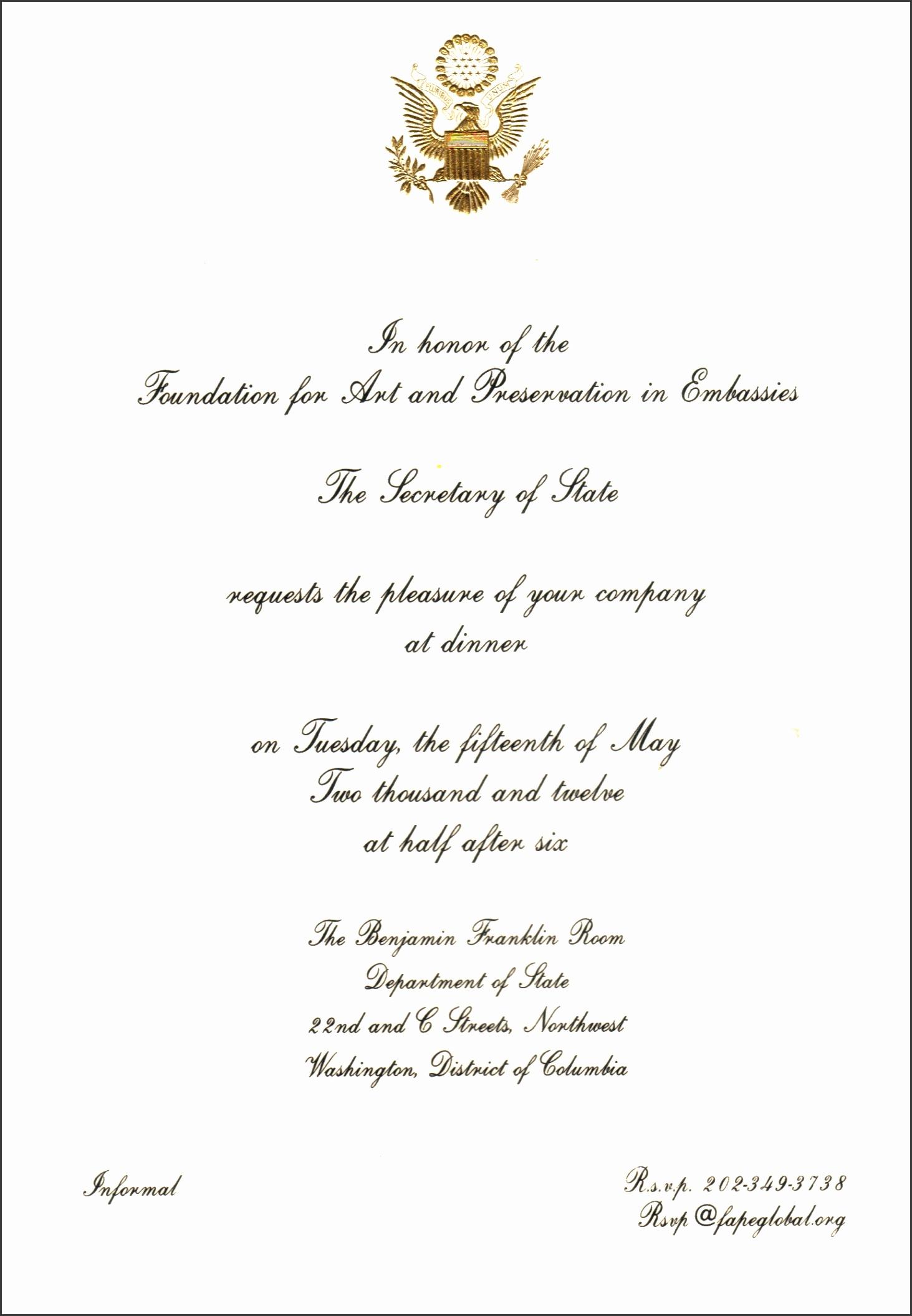 5 informal dinner invitation wording sampletemplatess dinner invitation wording stopboris Image collections