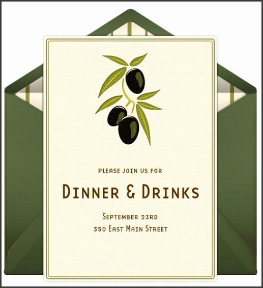 5 Informal Dinner Invitation Wording - SampleTemplatess ...
