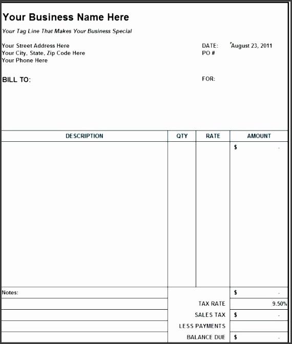 labor invoice blank labor invoice template contractor labor invoice template