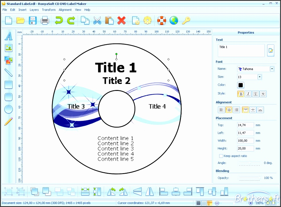 9 memorex cd label template publisher sampletemplatess for Publisher dvd cover template