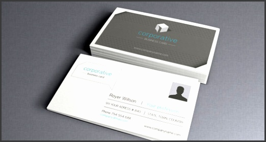 Illustrator Business Card Template 100 Free Business Card Templates Designrfixdesignrfix Templates