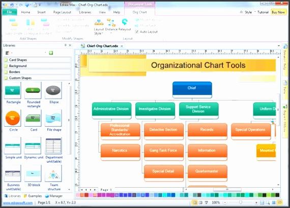 organizational chart tool