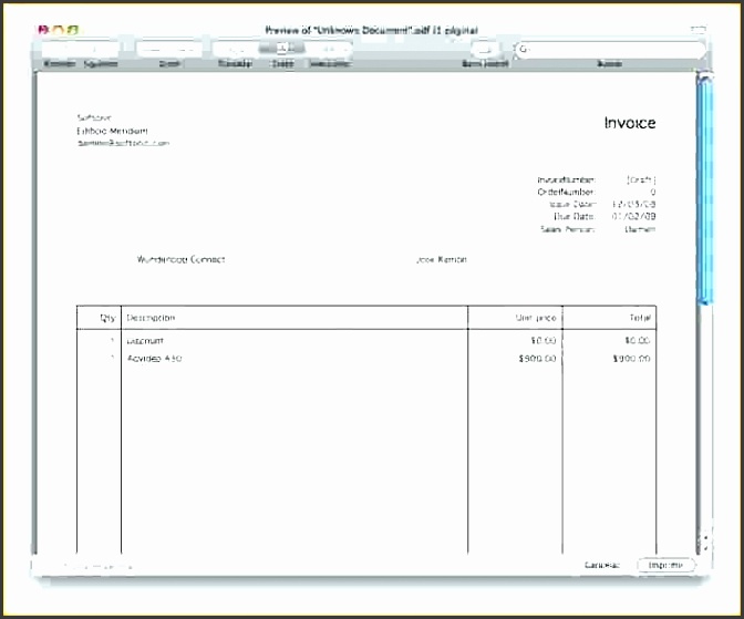 7 Pages Invoice Template Sampletemplatess Sampletemplatess