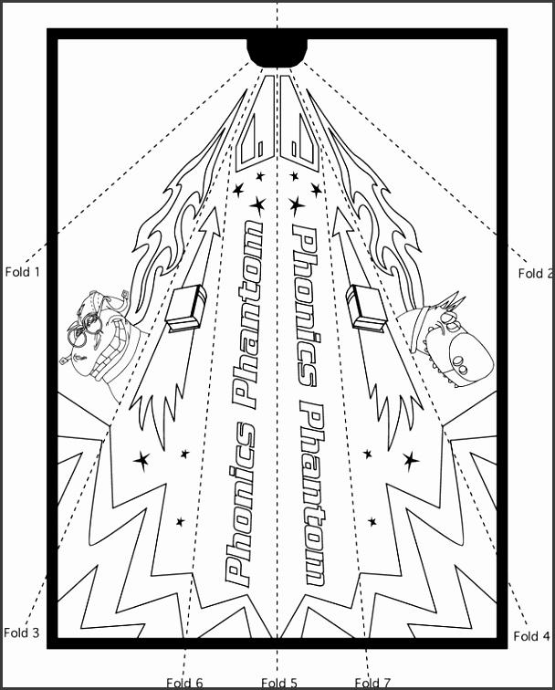 Paper Airplanes Phonics Phantom Paper