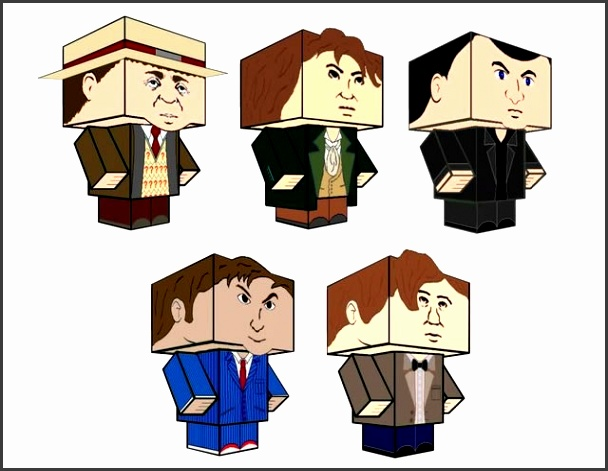 Doctor Who Custom Templates