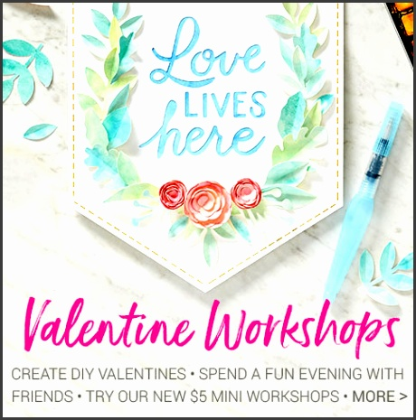 Sign Up for Valentine Workshops